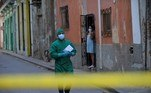 pandemia Cuba
