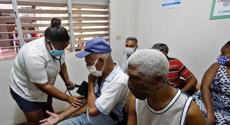 Pandemia em Cuba