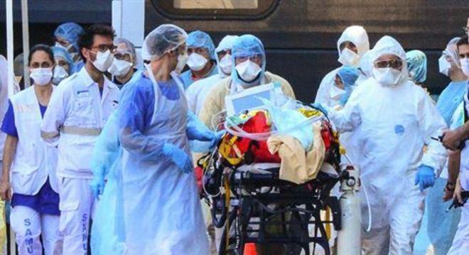 Pandemia havia alcançado marca de 1 milhão de casos há pouco mais de uma semana