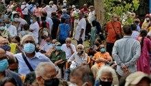 Índia tem novo pico de casos de covid e recebe ajuda internacional