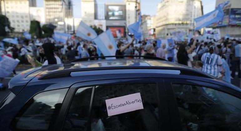 Prefeitura de Buenos Aires recorreu à Suprema Corte e caso ainda está aberto