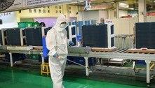 China tem maior número de casos de covid-19 em sete meses