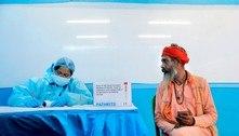 Índia começa vacinação contra covid-19 em 16 de janeiro