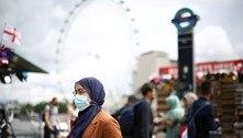 Fim da pandemia no Reino Unido pode estar próximo