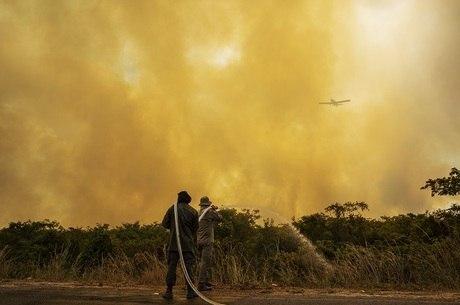 Fogo no Pantanal teria motivado a demissão de Cerqueira