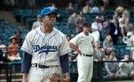 O ator fez o pioneiro do beisebol Jackie Robinson em '42: A História de uma Lenda'
