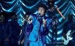 Ele continuou como uma série de outros personagens da vida real famosos por quebrar as barreiras raciais da América, incluindo o cantor de soul James Brown em 'Get on Up'