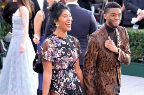Chadwick Boseman se casou antes de morrer