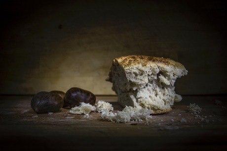 O pão: poucos têm demais e demais têm pouco