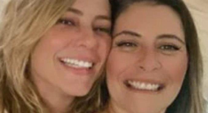 Paolla e uma das irmãs de Diogo