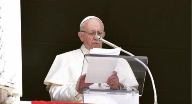 Papa Francisco falou sobre direito à propriedade