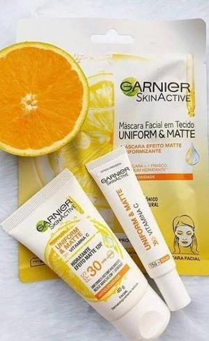 O hidratante da linha Uniform & Matte é ideal para peles mistas a oleosas