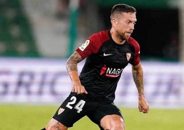 Papu Gómez - 33 anos - Sevilla - Meia-atacante: se destacou na campanha da Atalanta na Champions League de 2019/2020 e posteriormente se transferiu para o Sevilla. (Sua convocação pode ser afetada)