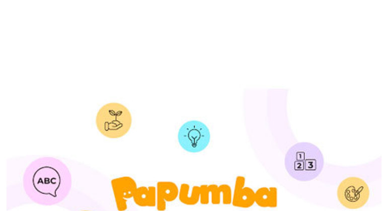 Papumba (instalação gratuita com serviços mensais pagos / disponível em Android e iOS)