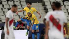 Neymar e Paquetá brilham de novo e Brasil vai à final da Copa América