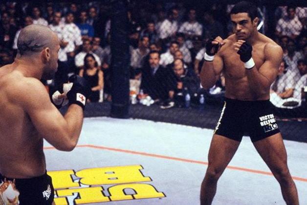 Para começar, Belfort nocauteou Silva no UFC Brasil de 1998, em apenas 44 segundos de luta. Foi a primeira e única aparição pública e oficial dos dois juntos e uma revanche sempre está no ar, mas nunca aconteceu.