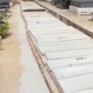 Hospital trocou corpos de idosas