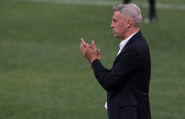 Para enfrentar o Novorizontino, pela quarta rodada do Campeonato Paulista de 2021, o São Paulo não pôde contar com sete jogadores contaminados por Covid-19.