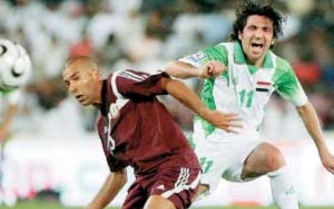 Para finalizar, Emerson Sheik, grande nome do Flamengo e do Corinthians, jogou muito tempo no Qatar e, por isso, possui dupla nacionalidade desde 2008 e defendeu a seleção local nas Eliminatórias para a Copa de 2010