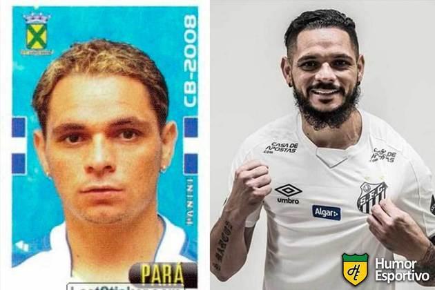 Pará jogou pelo Santo André em 2008. Inicia o Brasileirão 2021 com 35 anos e jogando pelo Santos.