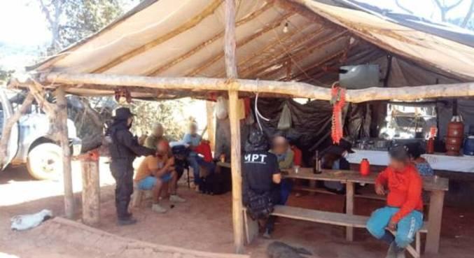 Operação foi realizada em garimpos no sudeste do Pará