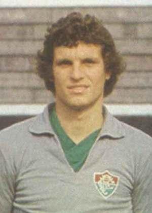 Para Munique, em 1972, foram quatro representantes do Fluminense. Entre eles o goleiro Nielsen.