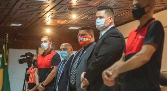 Autoridades e 71 diretores de unidades prisionais paraenses estiveram no evento