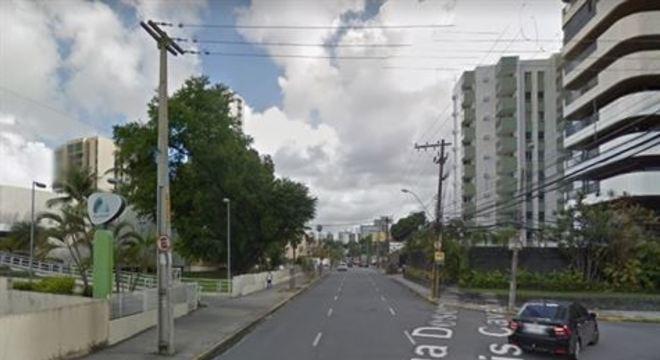 Parada da rua Desembargador Góis Cavalcante ficará temporariamente desativada