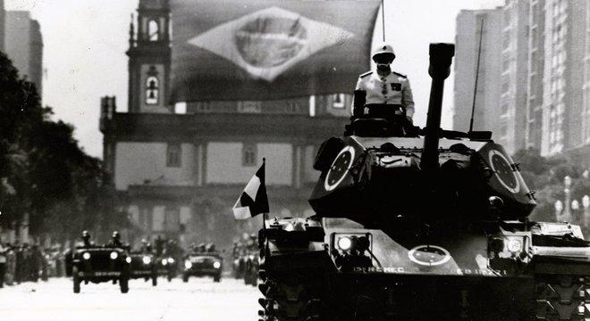 Os anos após o AI-5 foram os mais violentos da ditadura militar