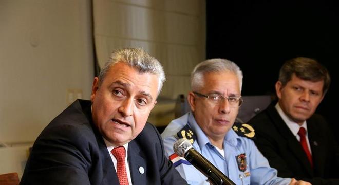 Segundo o ministro Villamayor, pode ter havido colaboração na fuga