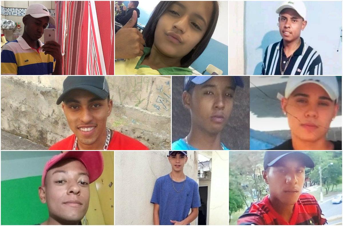 Ação deixou nove jovens mortos em Paraisópolis