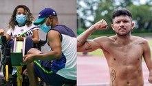 Paralimpíada: Petrúcio e Evelyn serão os porta-bandeiras do Brasil