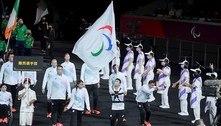 Abertura da Paralimpíada exalta união das pessoas e dos povos