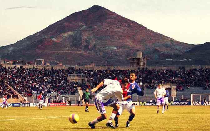 Paraná: 2 vitórias- Em 2007, o Paraná venceu o Cobreola no Chile na primeira fase e o  Unión Atlético Maracaibo, da Venezuela, na fase de grupos