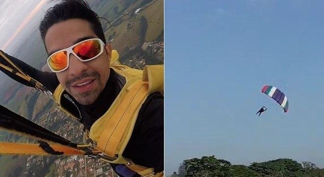 Leandro Torelli tinha 33 anos e era apaixonado por paraquedismo