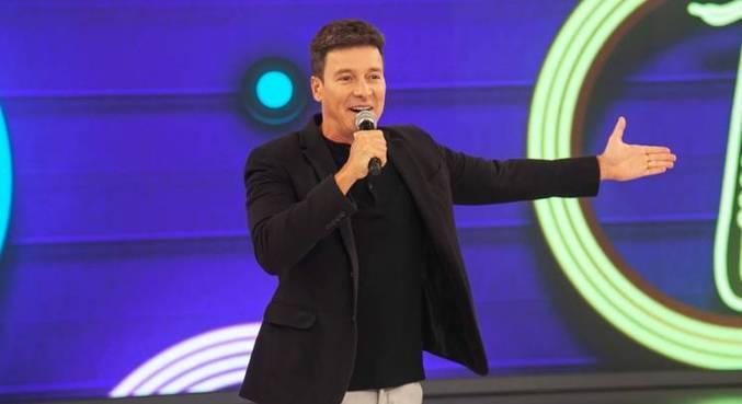 Em agosto, Rodrigo Faro estreia o game show Paredão dos Famosos