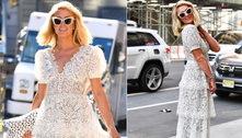 Paris Hilton revela que desistiu da meta de se tornar bilionária