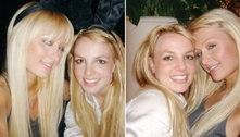Paris Hilton relembra fotos com Britney Spears: 'Inventamos a selfie'