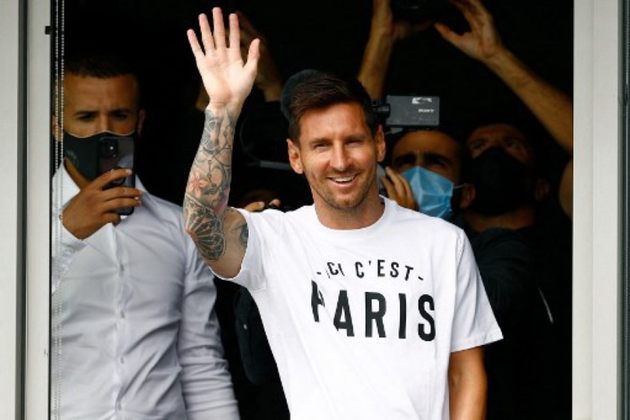 Paris Saint-Germain: Messi, Neymar e Mbappé