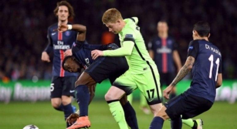 Paris Saint-Germain x Manchester City