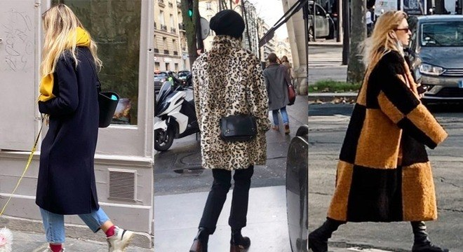 Parisiens in Paris: perfil reúne os looks mais estilosos dos parisienses