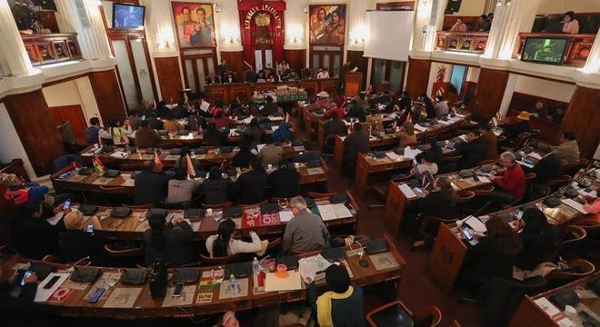 Parlamentares chegaram a consenso sobre nomes do novo Tribunal Eleitoral da Bolívia