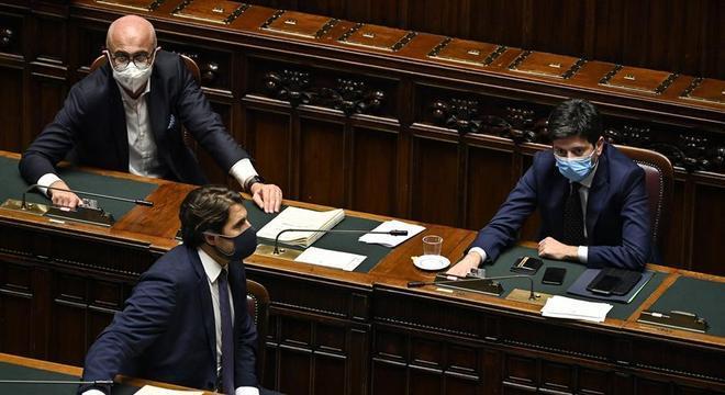 Reforma teve apoio de todos os partidos italianos