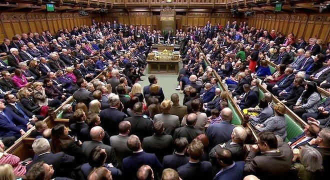 Uma nova legislação precisaria ser aprovada para que um segundo referendo fosse feito