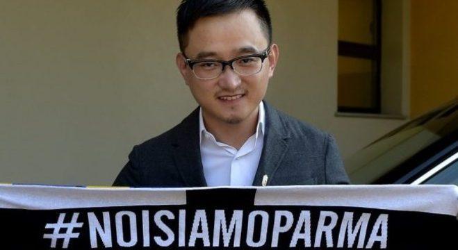 Jiang, do Parma