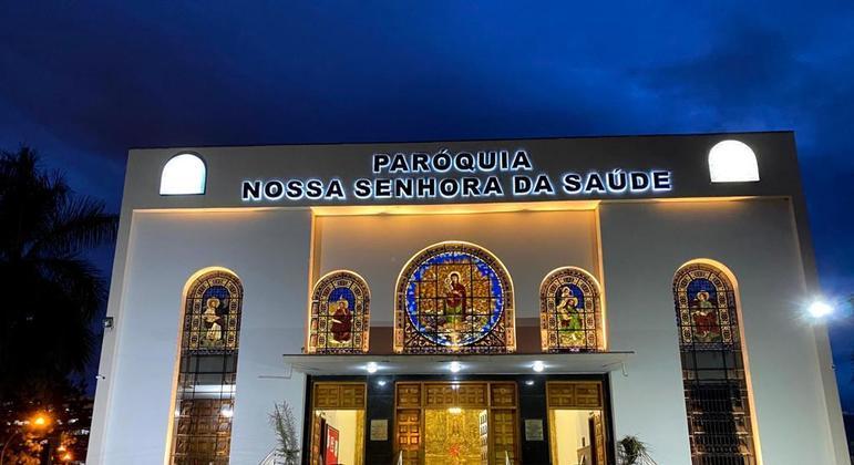 Bens do padre serão doados à Paróquia Igreja Nossa Senhora da Saúde, na 702 Norte