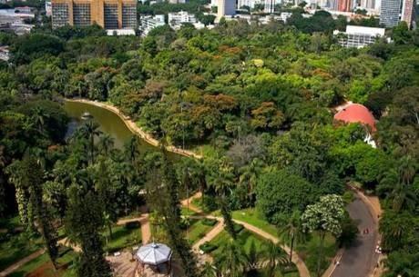 Parque Municipal é um dos espaços abertos em BH