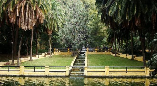 Estado administra diversos parques urbanos na capital, como o da Água Branca (foto)