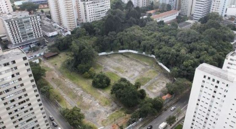 Parque Augusta, no centro, vai se chamar também Prefeito Bruno Covas
