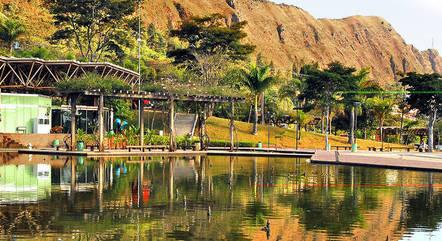 Parques funcionam de quinta-feira a domingo